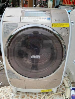 Máy giặt nội địa Nhật HITACHI BD-V3200 10KG,đời cao 2010