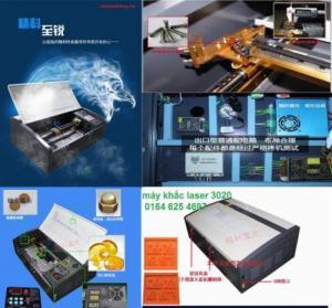 Thanh lý máy laser JK 3020 giá bằng giá nhập tại Tân Minh Long