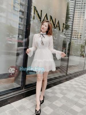 Đầm Ren Bi