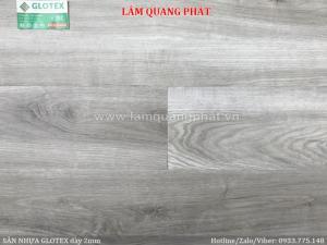 Sàn nhựa giả gỗ Glotex V252