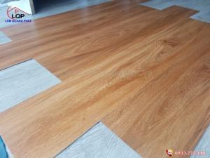 Sàn nhựa vân gỗ Glotex V254