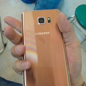 Samsung Note 5 bản 2 sim chính hãng zin đẹp