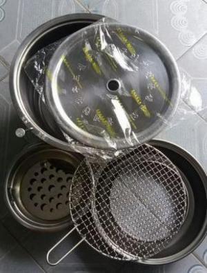 Bếp nướng hút dương Hàn Quốc