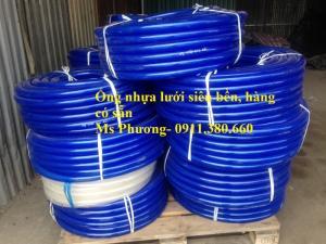 Chuyên phân phối ống nhựa lưới PVC chất lượng cao, hàng sẵn kho