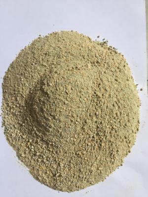 Cắt tảo bằng đồng hữu cơ eco bac nguyên liệu