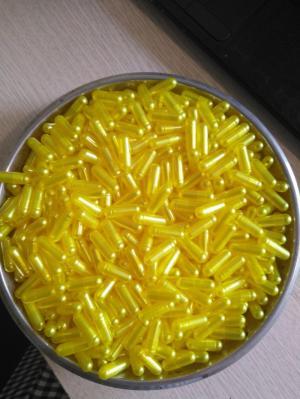 Vỏ nang rỗng, viên thuốc con nhộng size 0