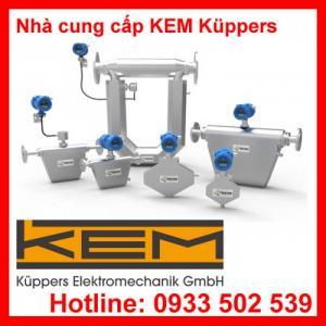 Phân phối đồng hồ đo lưu lượng Kem Kueppers tại Việt Nam