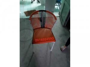 Ghế mặt nhựa lưng dây giá tại xưởng