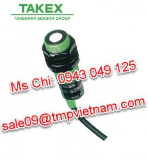 Cảm biến siêu âm US-S25AN Takex, Đại lý Takex Việt Nam