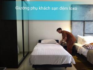 Giường Gấp Extrabed Khách Sạn - Giường Gấp Đa Năng
