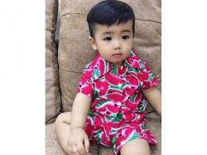 Đố bộ pijama cho bé