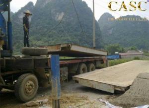 Dịch vụ di chuyển trạm cân xe tải - Cân Chi Anh