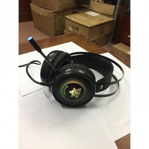 Headphone Tomato LED Gaming SK51 giả lập 7.1 chính hãng