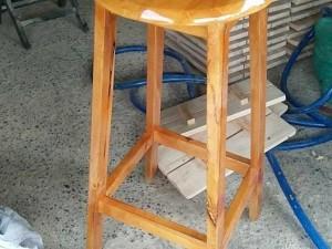 Ghế quầy làm bằng gổ cao 70 giá cả canh