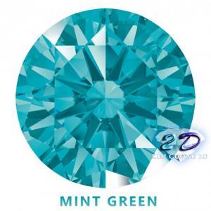Sĩ và lẻ kim cương nhân tạo cao cấp Swarovski Gemstone