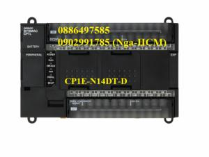 CP1E-N14DT-D Omron nhập khẩu tại Tphcm