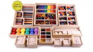 Đồ chơi GABE trọn bộ | đồ chơi thông minh - xuất Hàn, Nhật