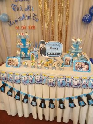 Công ty trang trí sinh nhật, trang trí cưới