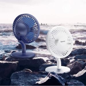 Quạt Sạc Mini Để Bàn Baseus Ocean Fan CXSEA-15