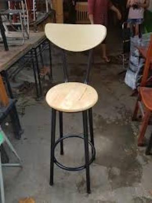 Thanh lý 16 ghế bar cafe giá rẻ