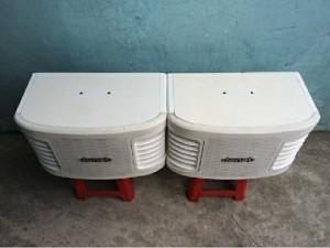 Loa Deneb DB 610, 500w, 95db