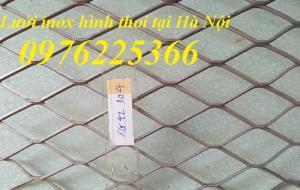 Lưới inox hình thoi tại Hà Nội