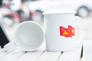 Ly sứ Minh Long - in ấn thiết kế theo yêu cầu