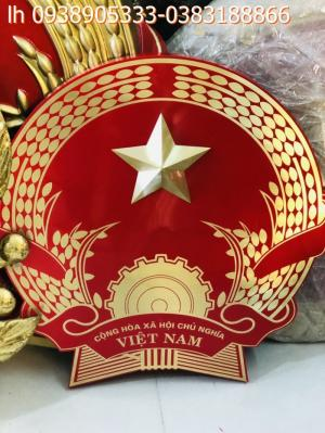 Sản xuất quốc huy nhà nước Việt Nam