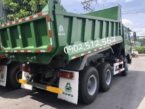 Ben 3 chân howo 2019 thùng hyundai mới