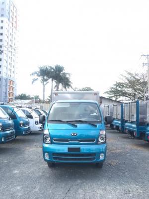 Xe tải K250 Động Cơ Hyundai máy dầu tiết kiệm NL, hỗ trợ 80%