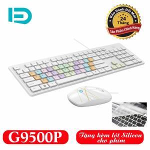 Bộ Bàn phím Chuột FD G9500P chính hãng