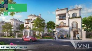 Duy nhất toàn dự án có 5 căn song lập ĐN SH11-2x mặt bể bơi, công viên.. Vinhomes Ocean park