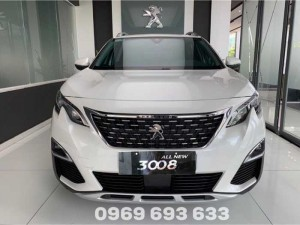 Giá xe Peugeot 3008 2019 tại Thái Nguyên Ưu Đãi HOT