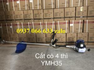 Máy cắt cỏ Yamaha YMH35 chạy xăng tiêu chuẩn Thái Lan cực HOT