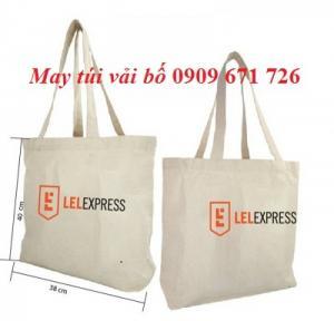 Cơ sở cung cấp túi vải canvas ở đâu giá rẻ Tphcm?