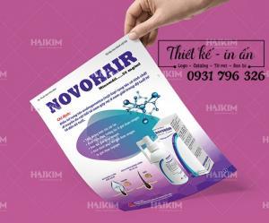 Thiết kế in ấn sản xuất tờ rơi, tờ gấp giá rẻ Hà Nội