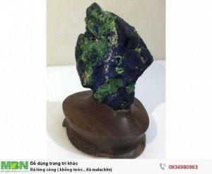 Đá lông công ( khổng tước , đá malachite) ( sỉ & lẻ ib )