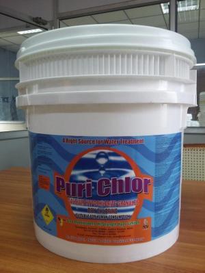 Phân phối hóa chất xử lý chlorine 70%