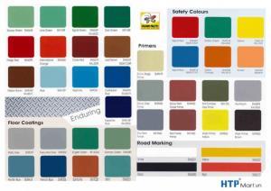 Công ty bán sơn epoxy Seamaster  SM6287 giá rẻ ở Quận Bình Chánh