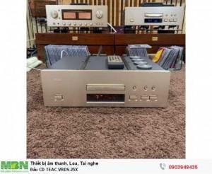 Đầu CD Teac VRDS-25X