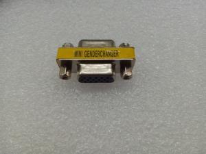 Đầu nối VGA - dùng để nối 2 đoạn cáp VGA lại với nhau