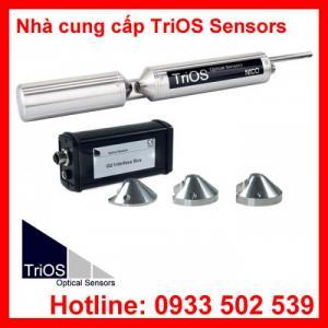 Đại lý cung cấp cảm biến máy đo TriOs tại Việt Nam