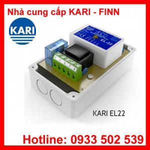 Đại lý cung cấp công tắc áp suất Kari Finn tại Việt Nam
