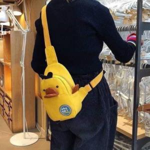 Túi đeo chéo hình vịt siêu hót