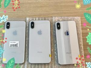iPhone X 64g Trắng 15,290k chỉ cần trả trước 1,530k
