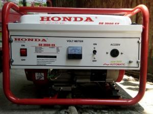 Nơi bán máy phát điện chạy xăng 2,5kw giá rẻ nhất Miền Bắc