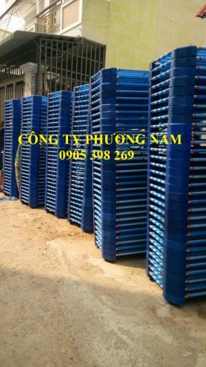 Giường lưới mầm non giá siêu rẻ tại Bù Đăng