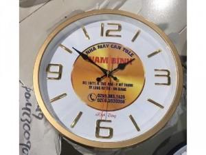 Sản xuất đồng hồ treo tường cho nhà máy