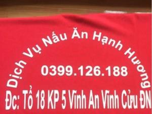 Combo 20 áo thun đồng phục màu đỏ giá 65