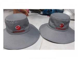 Sản xuất Mũ tai bèo màu xám ghi giá rẻ